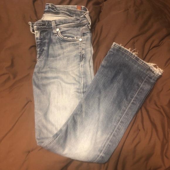 7 For All Mankind Denim - 7FAMK bootcut Jeans